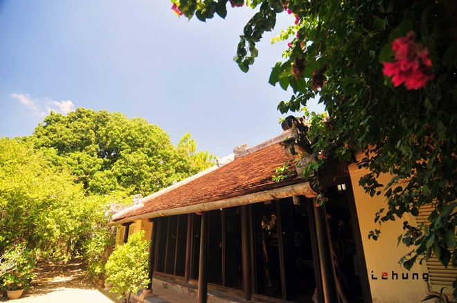 Cùng ngắm khu nhà vườn đẹp nhất xứ huế