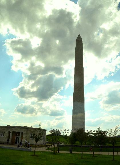 Đài tưởng niệm washington một công trình vĩ đại