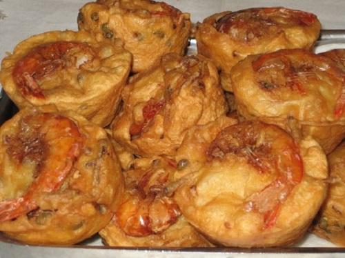 Món bánh giá chợ giồng đặc sản tiền giang