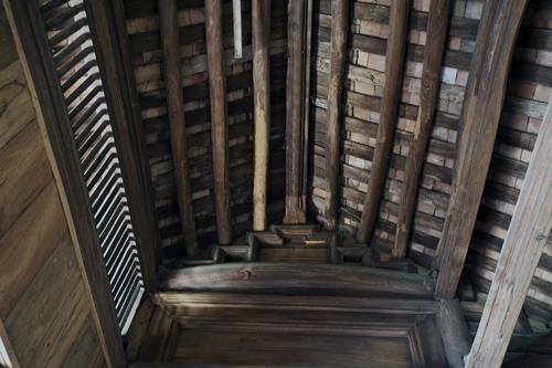 Ngắm vẻ đẹp cổ kính của những ngôi nhà 300 năm ở đường lâm