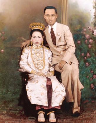 peranakan - hậu duệ của hai nền văn hóa