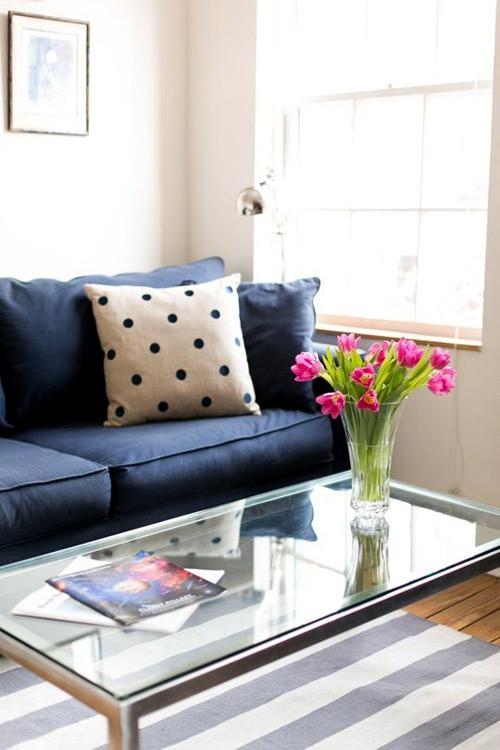 Thay đổi khung cảnh phòng khách cho nhà bạn