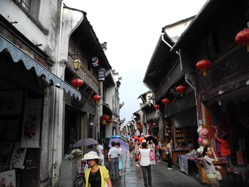 Tunxi không gian trung hoa cổ cách đây hàng trăm năm