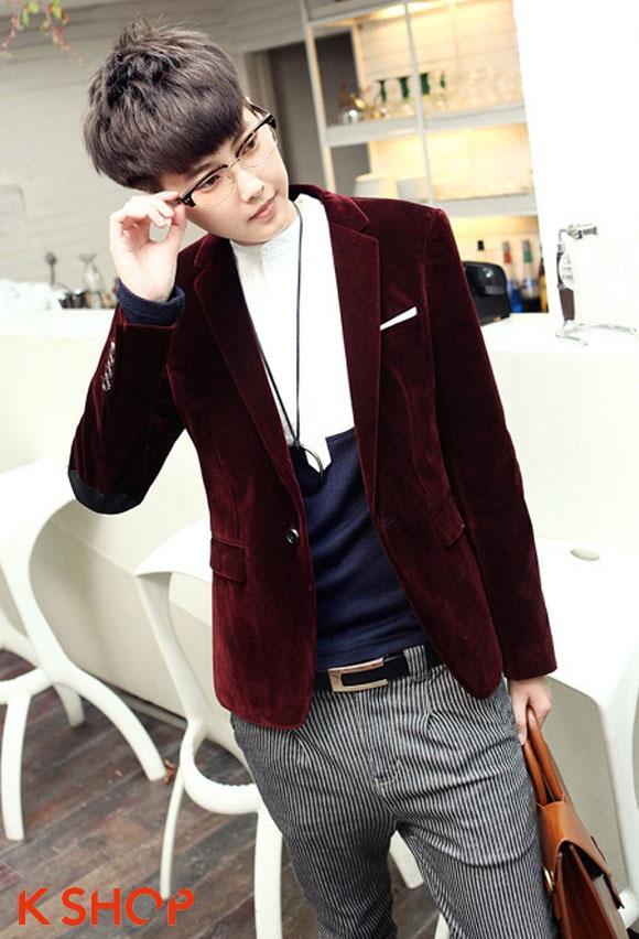 Áo khoác mỏng đẹp nhẹ nhàng cho chàng