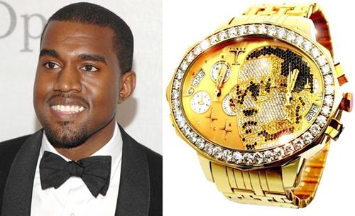 Các sao của hollywood với những chiếc đồng hồ đẳng cấp