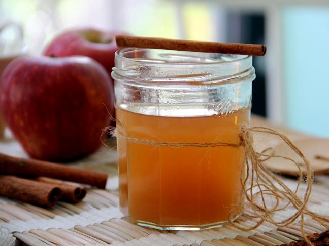 Công thức làm giấm táo giúp các nàng có thân hình chuẩn
