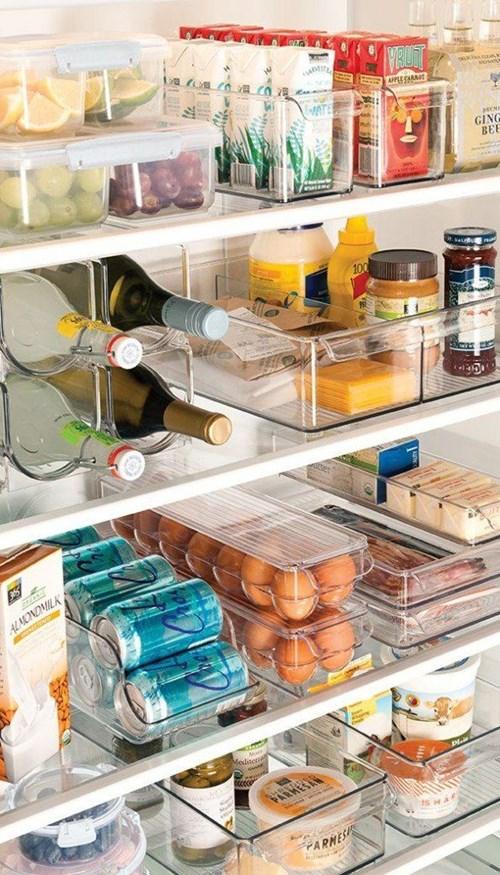 Giữ vệ sinh tủ lạnh sẽ không phải lo ngộ độc thực phẩm