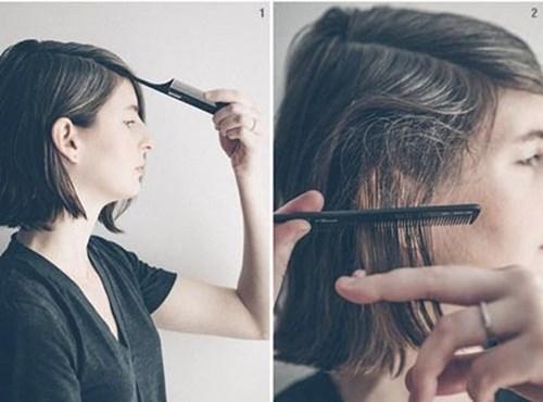 Giúp các nàng thoát khỏi tình trạng tóc thưa mỏng