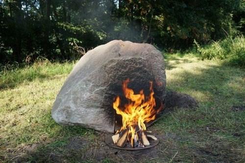 Hòn đá kì lạ này có thể phát ra sóng wi-fi