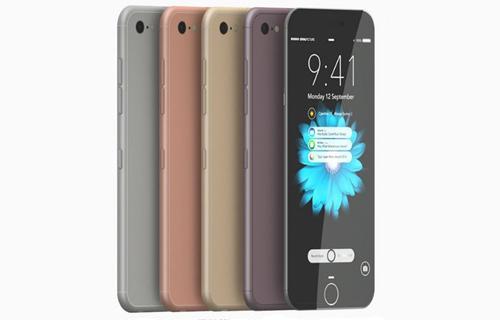 Iphone 7 sẽ xuất hiện trong mùa thu 2016