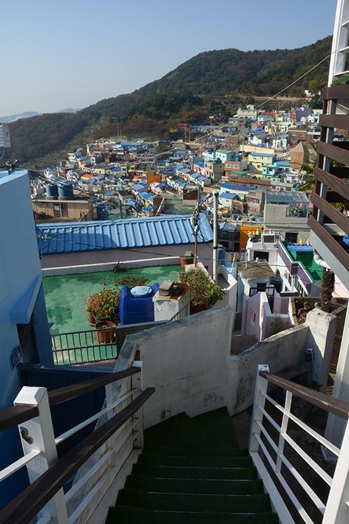 khu ổ chuột gamcheon một kỳ danh xứ hàn