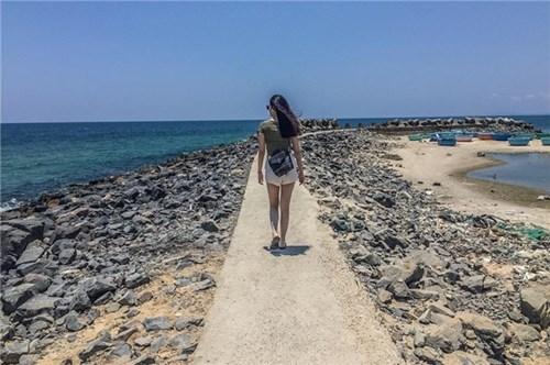 Những con đường giữa biển đẹp ngất ngây