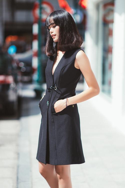 Những kiểu áo khoác tô thêm nét đẹp của phái nữ