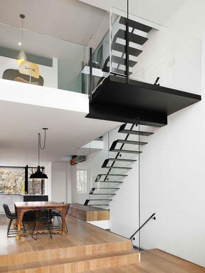 Những mẫu cầu thang tinh tế hiện đại và cực chất