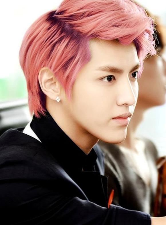 Những màu tóc nhuộm cho nam đẹp như sao hàn quốc