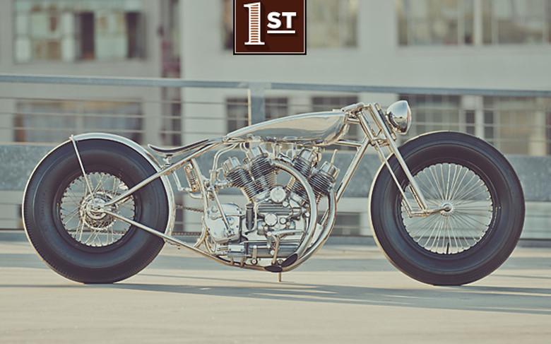 Những mẫu xe mô tô độ cực chất
