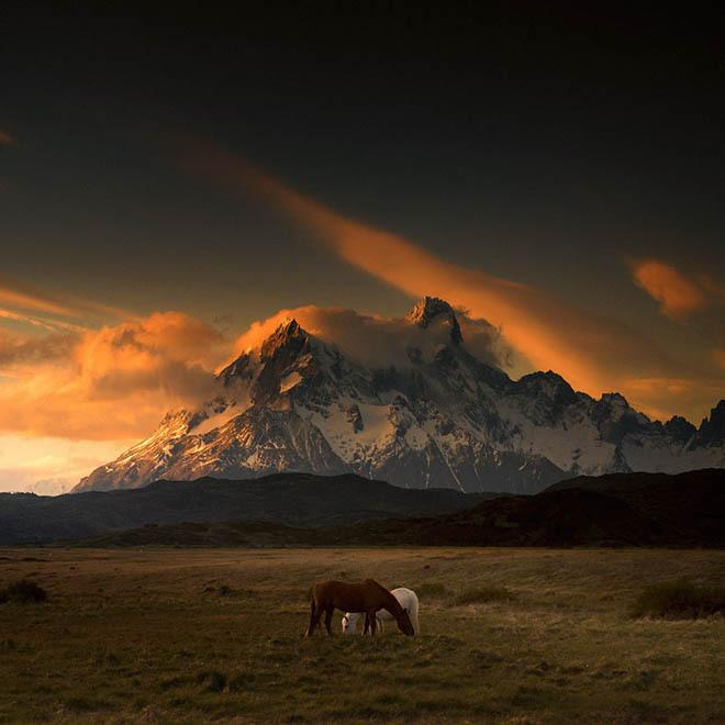 Panagonia với vẻ đẹp ma mị của nơi nằm tận cùng thế giới