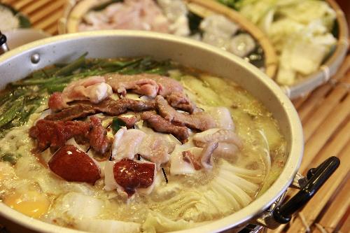 sindat món ăn nổi tiếng của người lào
