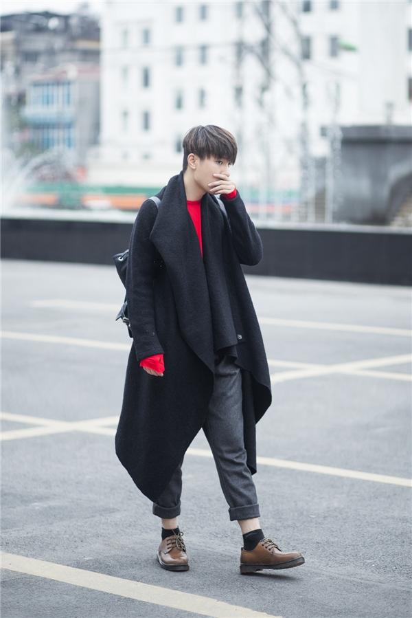 Trở thành bad boy chính hiệu với 6 set trang phục cực chất