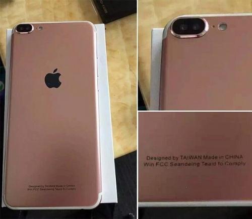 Trung quốc đã có hàng nhái iphone 7 khi thị trường chưa có hàng