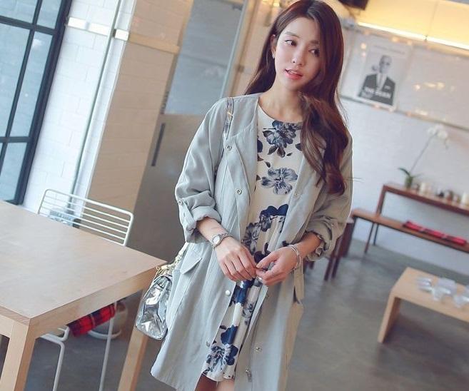 Áo khoác blazer công sở nữ cách điệu đẹp thanh lịch