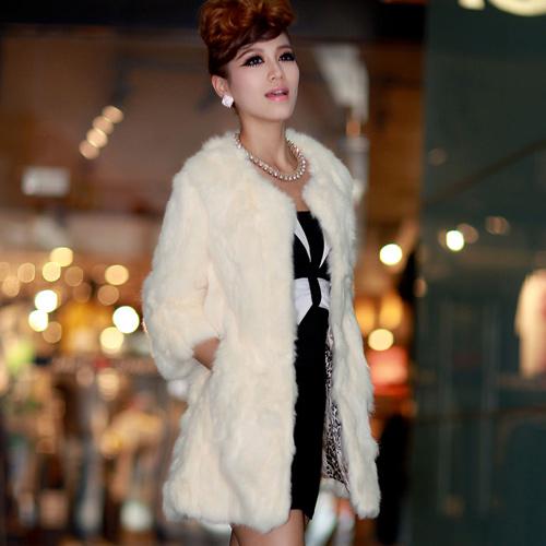 Áo khoác nữ lông vũ hàn quốc đẹp sang trọng