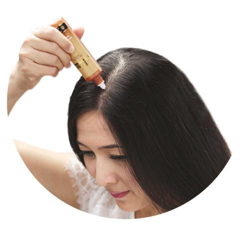 Bảo vệ tóc bằng những bằng tinh chất