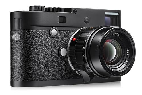 Máy chụp ảnh trắng đen của leica có thêm phiên bản mới