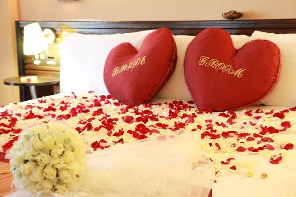Những điều kiêng kỵ cần nhớ trong phong thủy phòng cưới