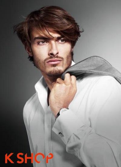Những kiểu tóc nam đẹp đầy cá tính đang là xu hướng hiện nay