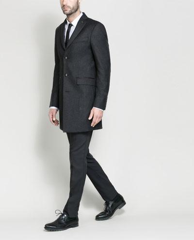 Những mẫu áo khoác nam đẹp cho các chàng phong cách
