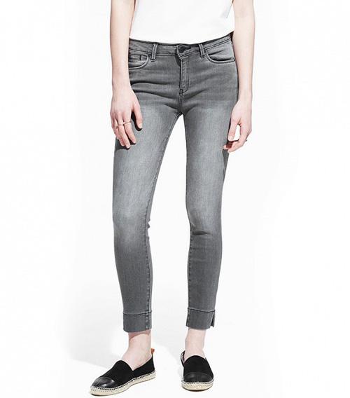Những mode quần jeans phủ mờ nhược điểm cơ thể các nàng