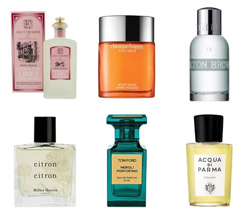 Những mùi nước hoa phù hợp cho các chàng