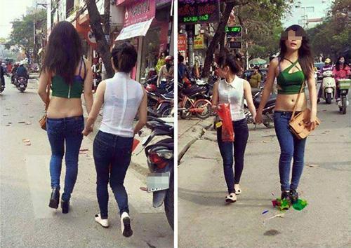 Những thảm họa của các mode quần jeans