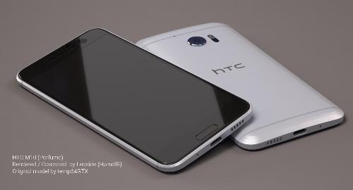 Sang trọng và đẳng cấp với smartphone htc 10