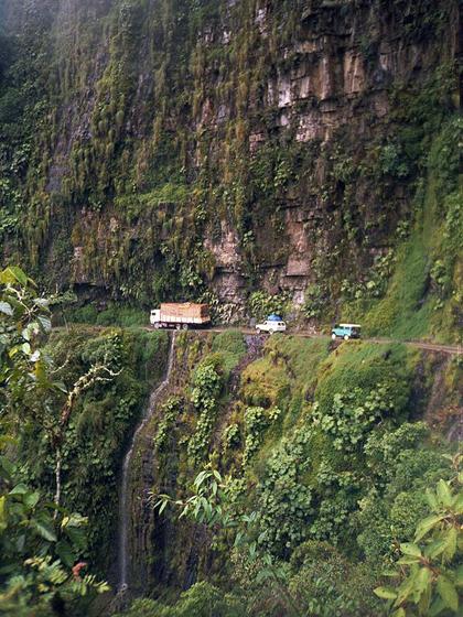 Top những con đường độc và lạ nhất trên thế giới