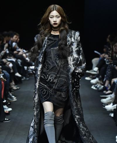 cục cưng của làng mốt hàn quốc jung ho-yeon
