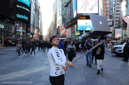 Gậy selfie giành cho macbook