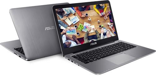 Những laptop thời trang nổi bật của asus