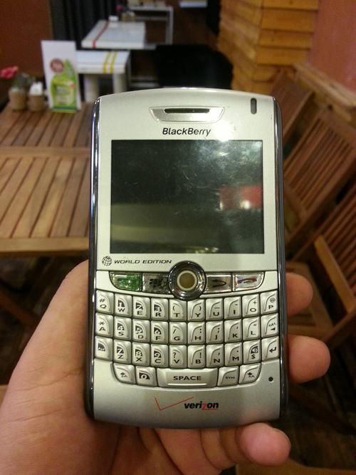 Những mẫu blackberry cổ vẫn còn được săn lùng