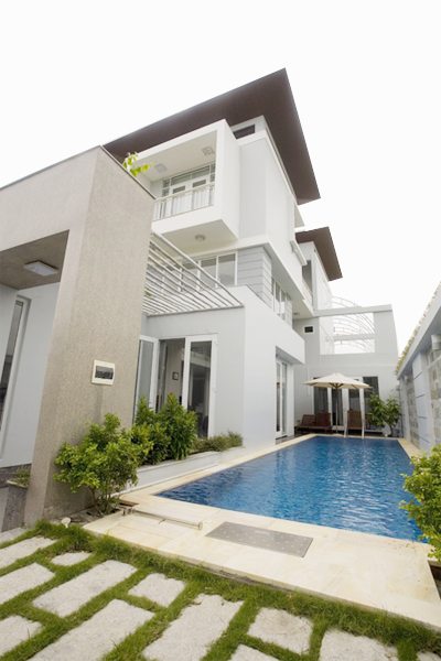 Những ngôi nhà có bể bơi giúp bạn thỏa sức bợi lội như đi nghỉ