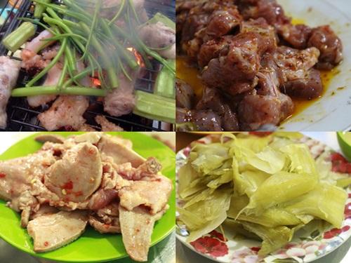 Quán nướng thịt ngon lâu năm giá rẻ bèo ở sài gòn