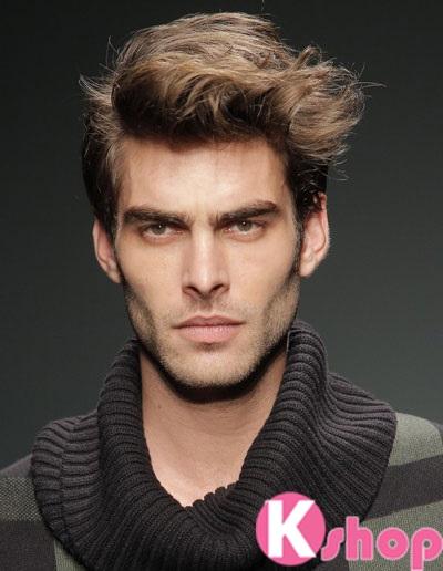 55 mẫu tóc đẹp phù hợp với từng khuôn mặt bạn nam