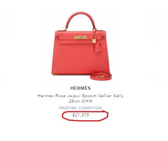 Chiếc túi xách gần nửa tỷ đồng của á hậu huyền my