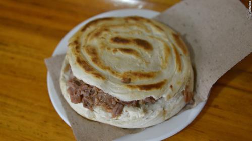 Danh sách món ăn nổi danh ở tây an trung quốc