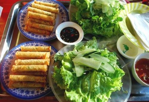 Ghé thăm những quán ăn vặt hút khách ở đà nẵng