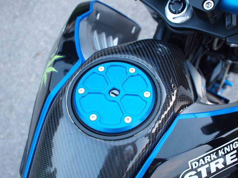 Honda msx độ nổi bật và phong cách với phiên bản hypermotard