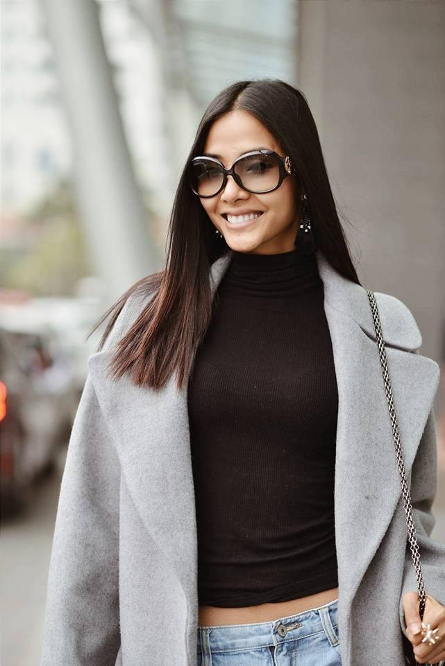 Ngắm thời trang sao việt càng đơn giản càng đẹp