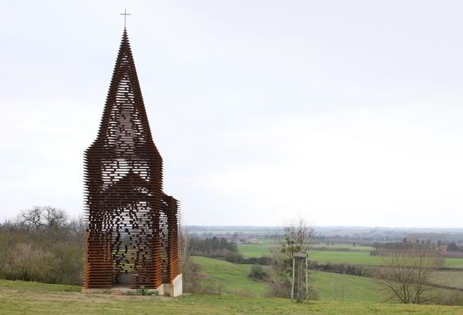 Nhà thờ có khả năng tự biến mất