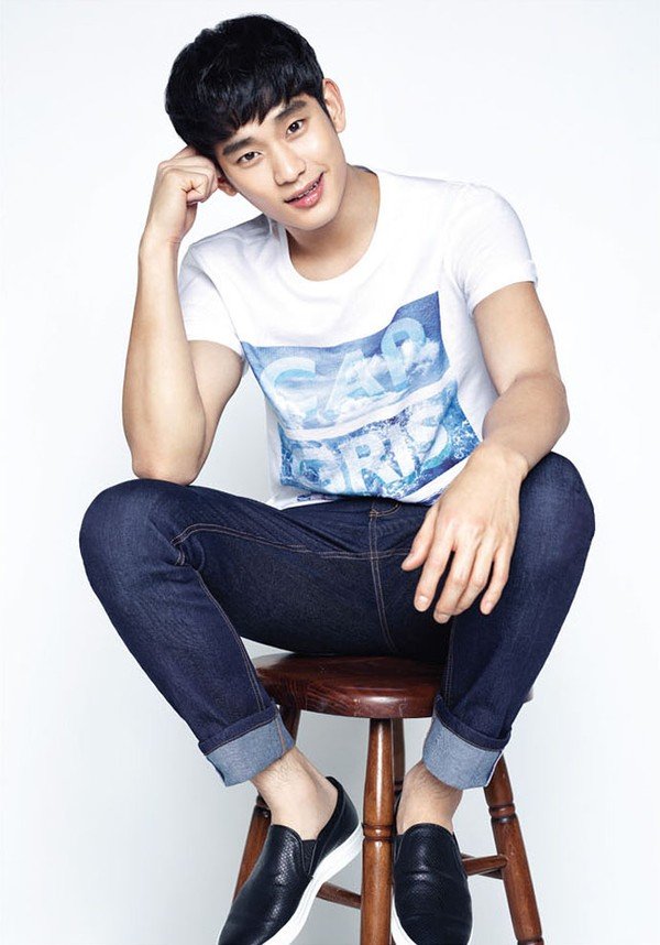 Tóc nam mái thưa sành điệu với phong cách korea